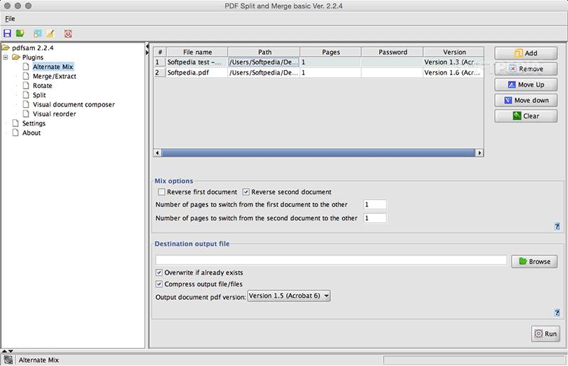 X os pdf mac creator