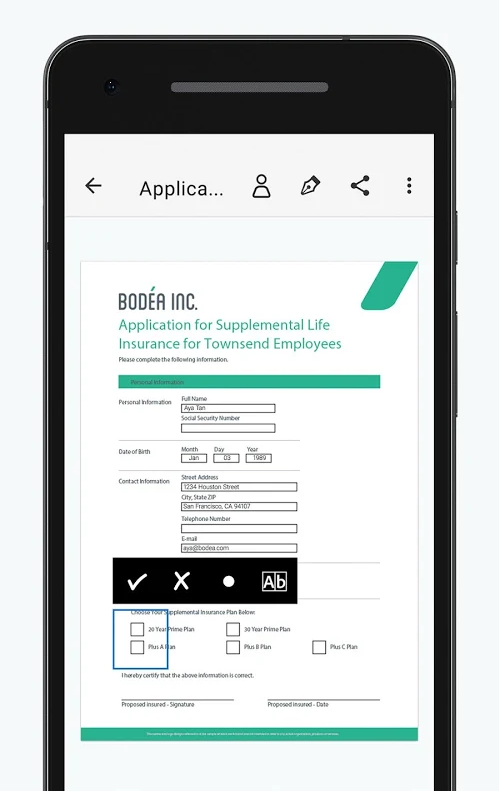 Top 5 Free PDF Forms App to Fill out PDF Forms on Android and iOS