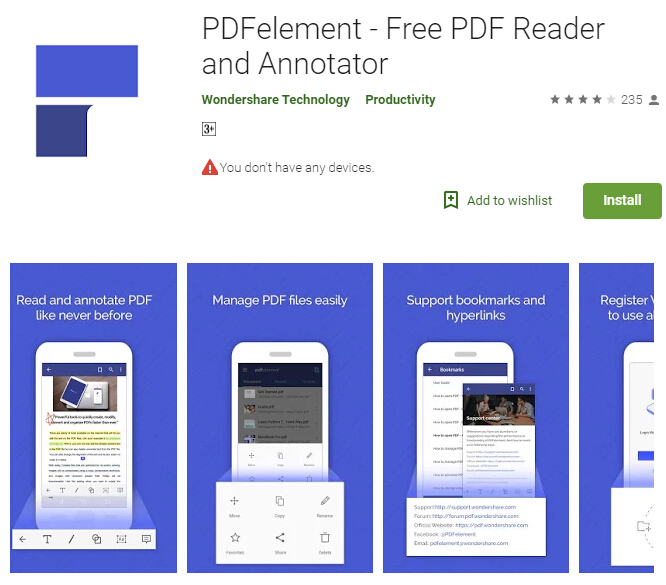 pdfelement android