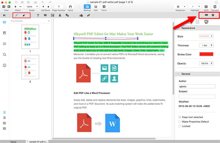 How to Markup PDF and Add Comments to PDF Documents
