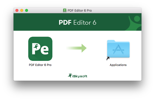 Brief Introduction of iSkysoft PDF Editor 6 Professional for Mac