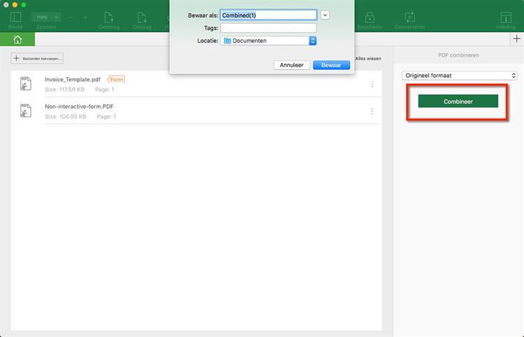 mac preivew combine multiple pdf files