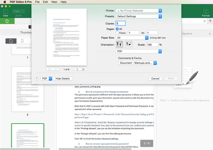 tips and tricks to print to pdf on mac windows linux