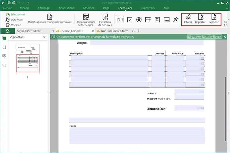 manage pdf forms