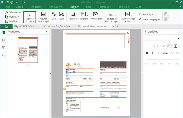 how to edit pdf forms