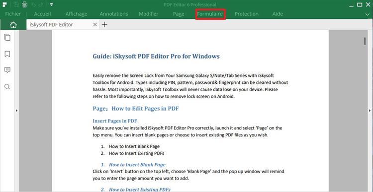 edit pdf forms