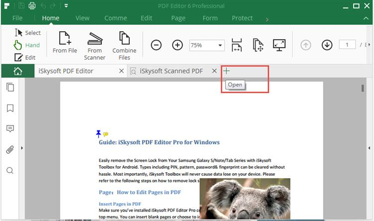 The Best Way to Compare PDF Documents Side by Side