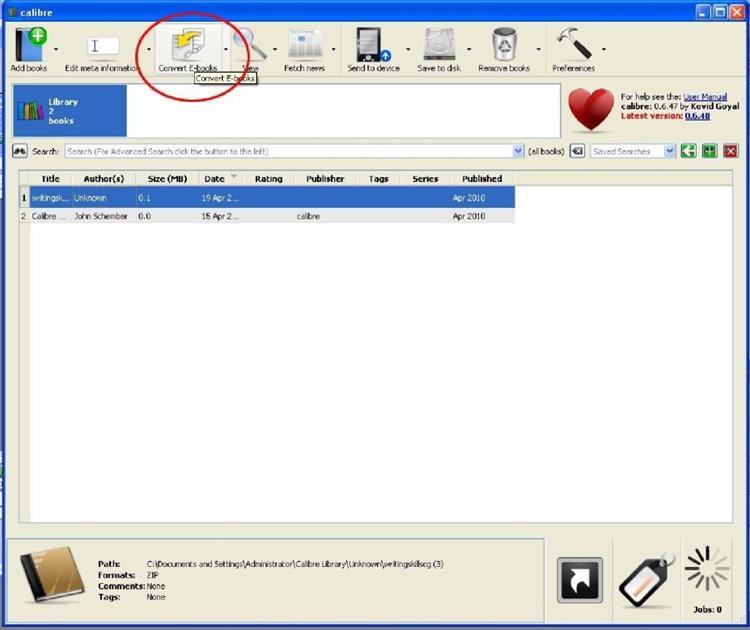 convert ibook to pdf