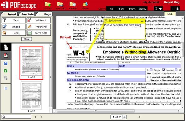 annotate pdf online