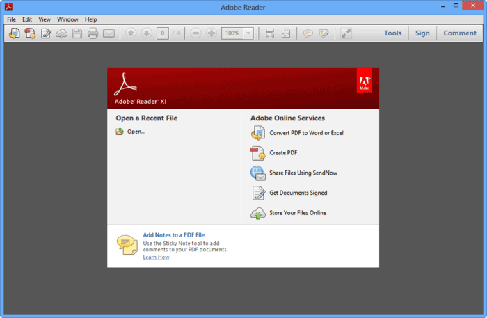 adobe reader pdf filler software