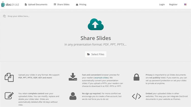 Top 5 Websites for Sharing PDF Files Online