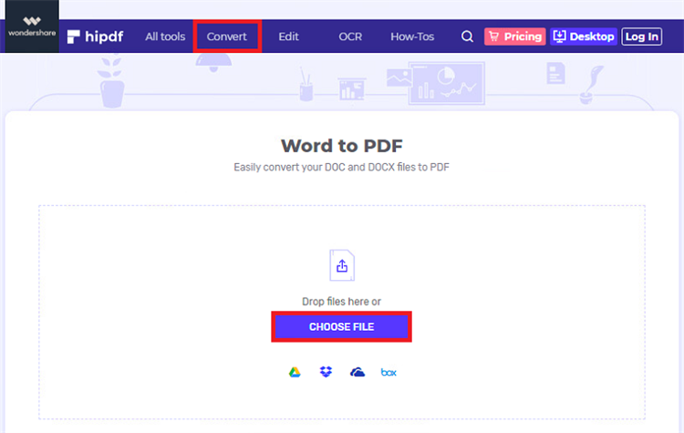 batch convert word to pdf