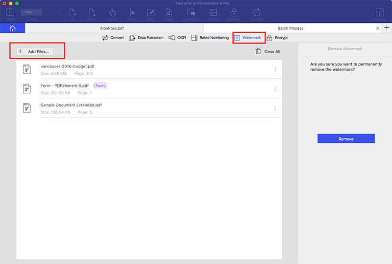 Top 3 Best Online PDF Watermark Remover
