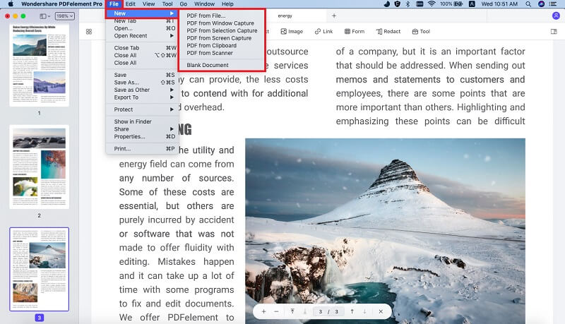 pdf creator on mac