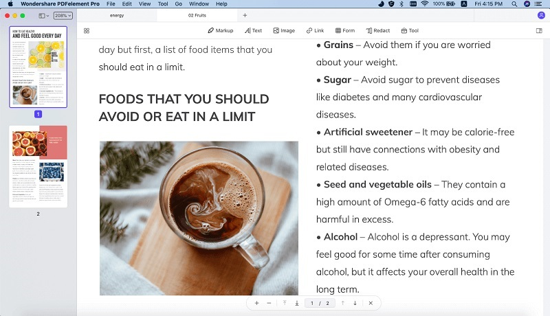 Top 12 Free PDF Reader for Mac Free Download