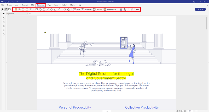 annotate documents online