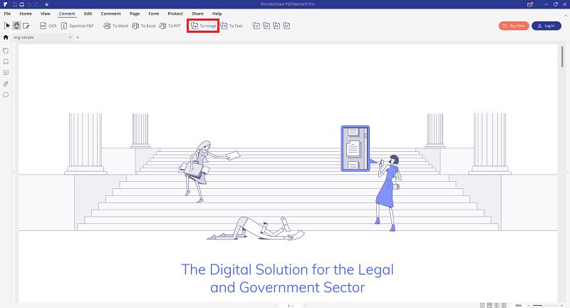 convert pdf to image