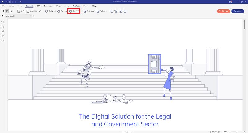 view pdf as slideshow