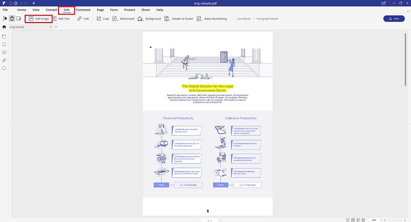 adobe pdf bookmarks