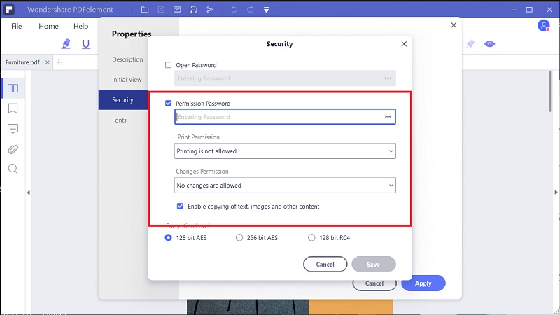 removing password from pdf online