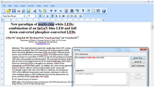 ableword pdf color editor