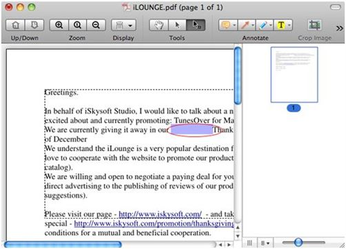Adobe Acrobat for Mac