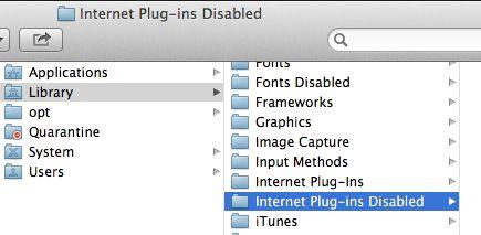 Disable Adobe Acrobat Plug-in for Safari
