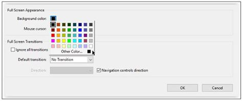 change pdf background color in adobe