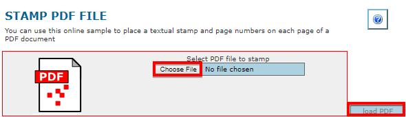 pdf batch stamp tool