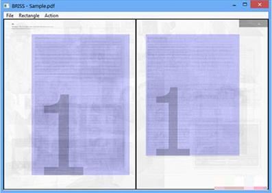 crop pdf in briss