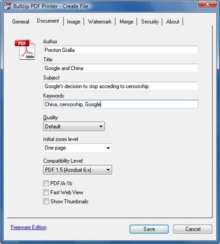 free word to pdf converter software
