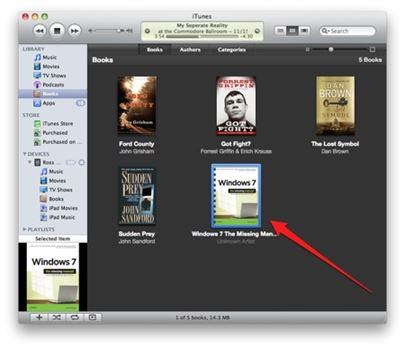PDF to iBooks | How to Sync PDF to iBooks for Better Reading