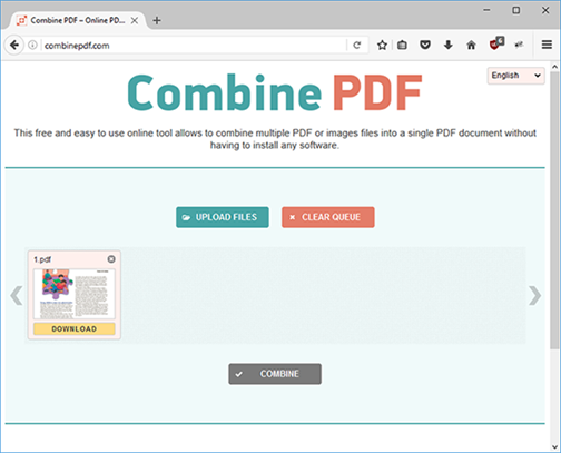 PDF MERGE ONLINE EPUB DOWNLOAD - Pdf Info.