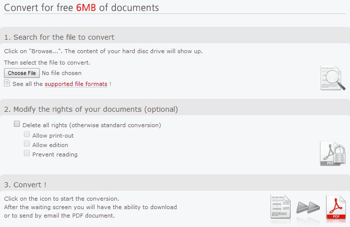 Conv To PDF