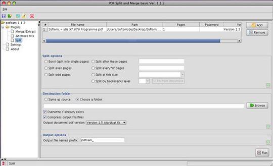 PDF Merger: Combine PDF Files Free on Mac (Sierra) and Windows