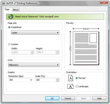 pdf creator for windows