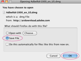 Adobe Reader Installation