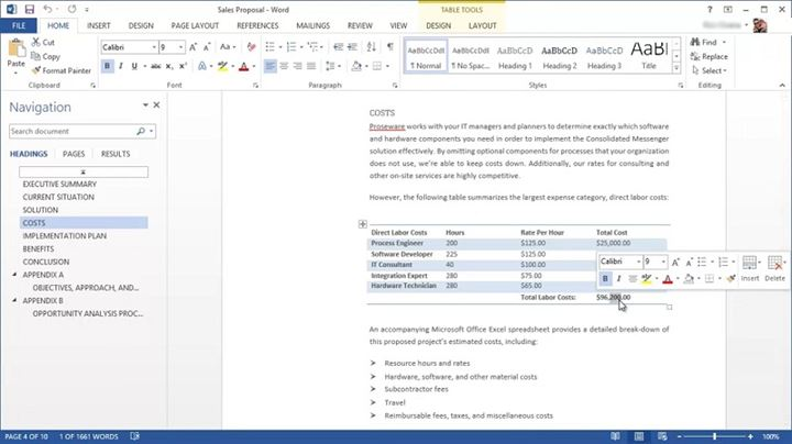 how to edit a pdf in word