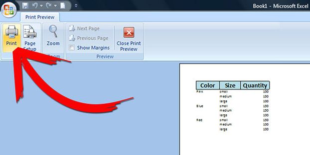 Convert Excel to PDF Using Adobe Reader
