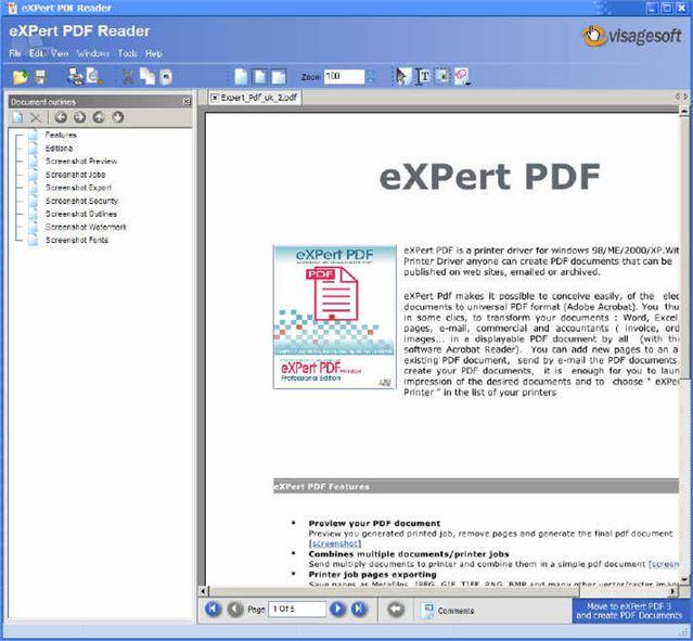 Expert PDF Editor