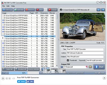 fmpdf bmp to pdf converter