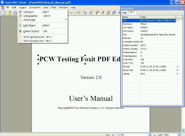 edit pdf free download