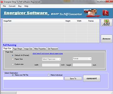 5 Best Free BMP to PDF Converter
