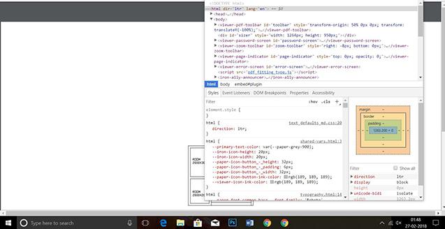 convertir pdf en email html