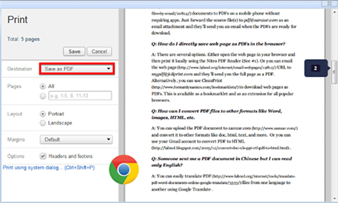 The Best Way to Convert HTML to PDF Format