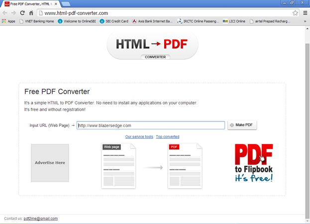 free pdf file creator software