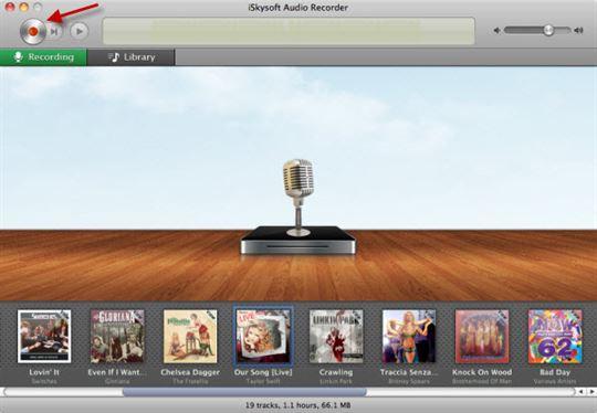 mac audio recorder