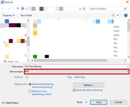 convert word to pdf with pdf bookmarks