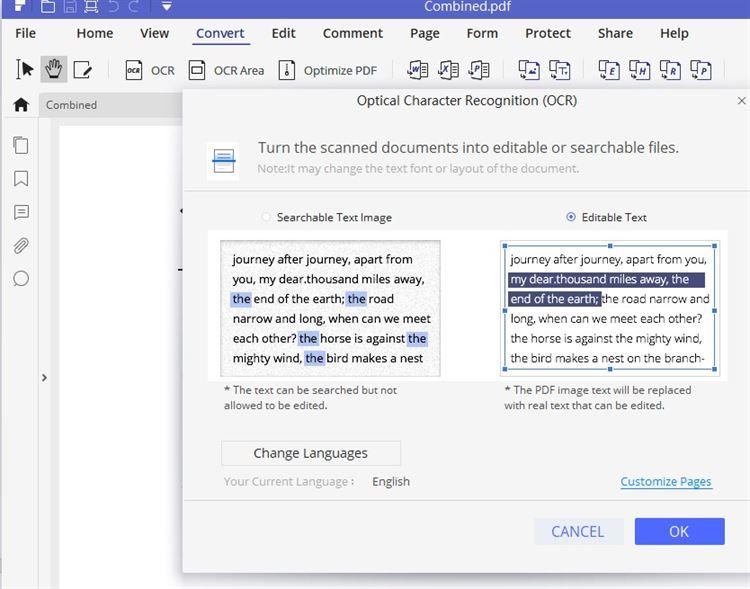fenêtres du lecteur roc pdf