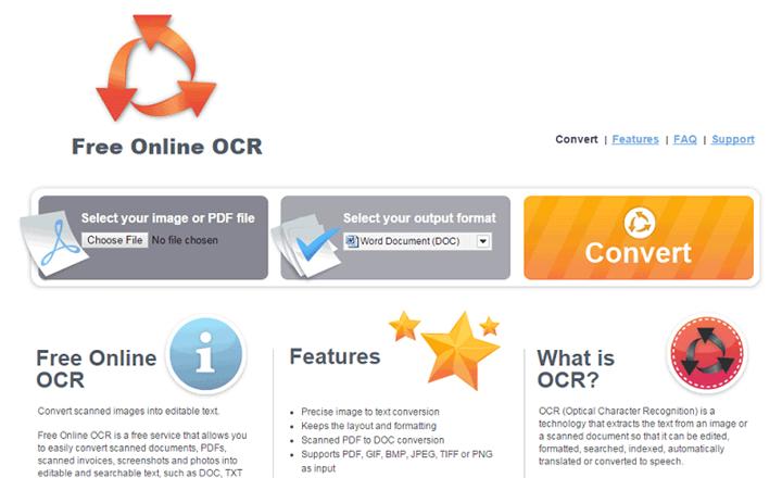 image reader ocr